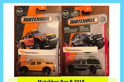 Bocoran Matchbox Box B 2018