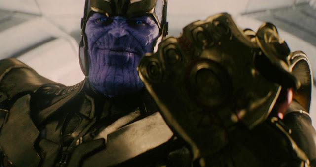 Vídeo oficial del rodaje de Avengers: Infinity War