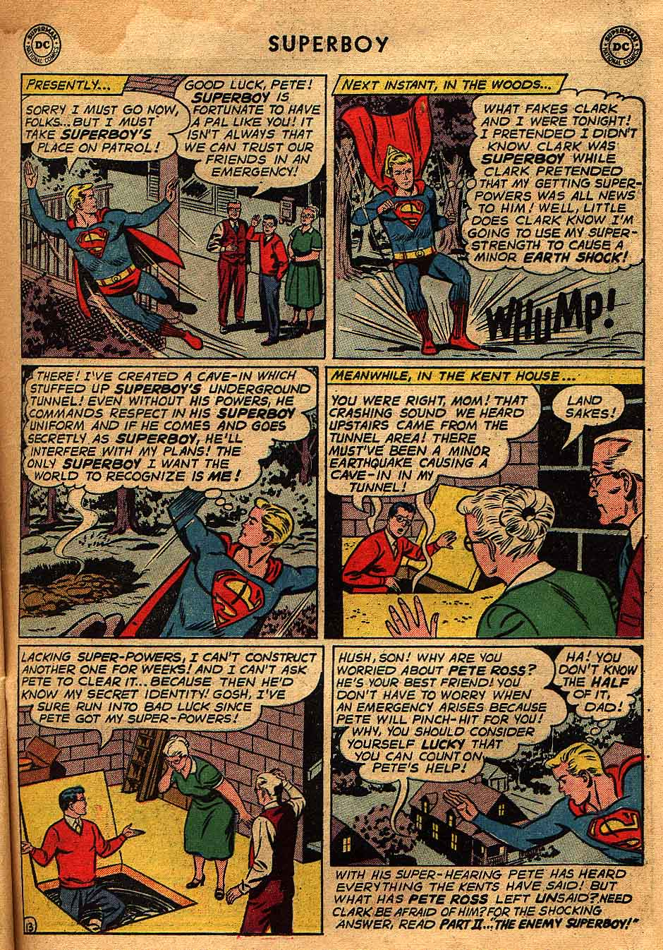 Superboy (1949) issue 96 - Page 14