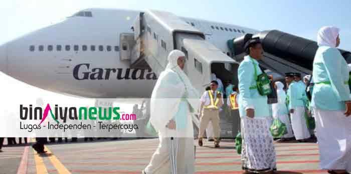 Subsidi Dana Embarkasi Haji Maluku Turun