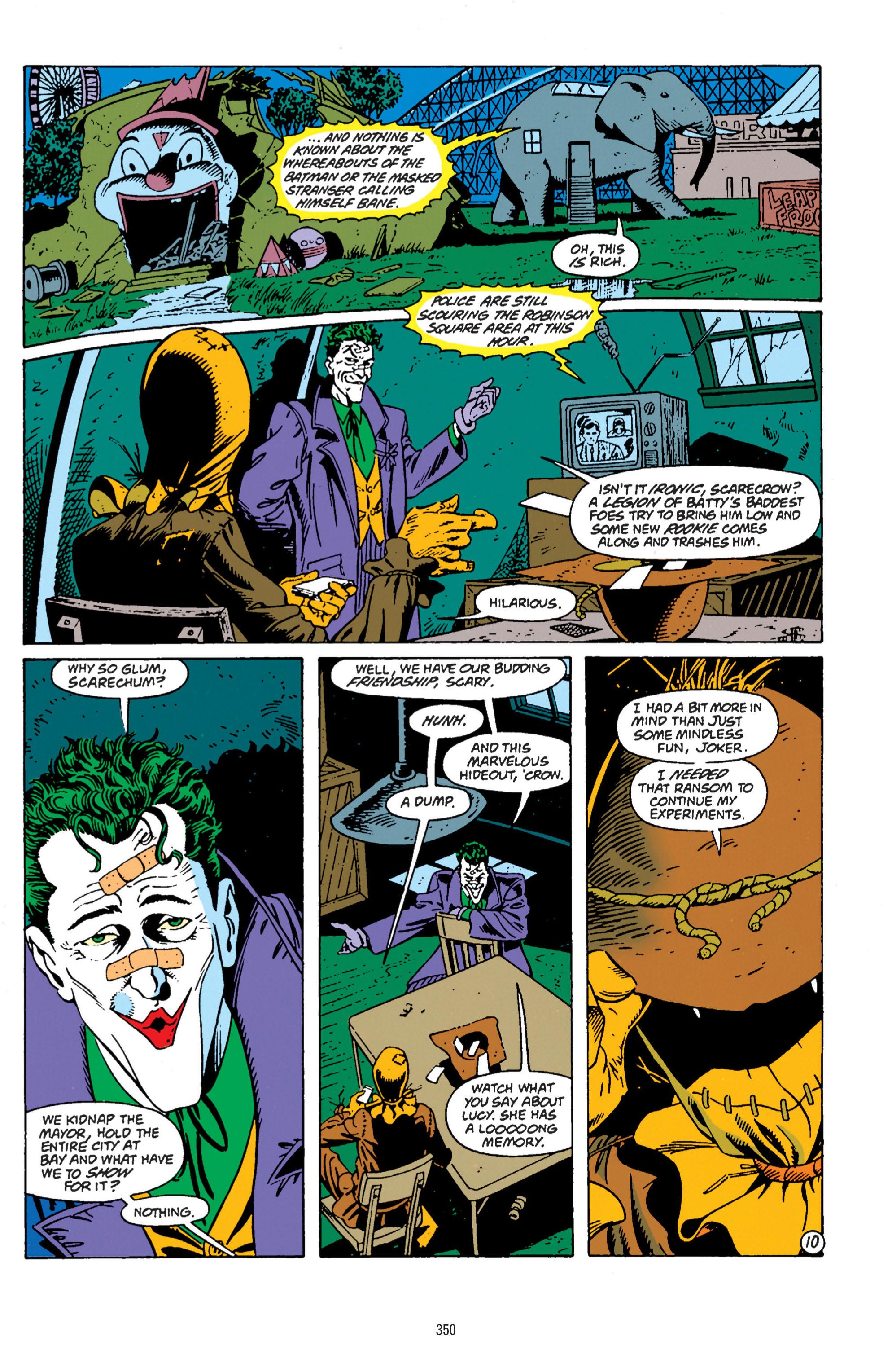 Detective Comics (1937) 664 Page 10
