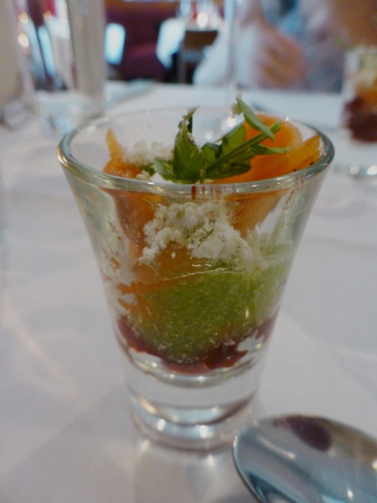RESTAURANTS AND FOOD: The Amuse Bouche Collection  A Little Lit-Fest!