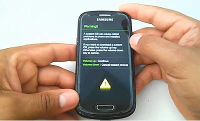 como instalar o firmware samsung mini i8200l