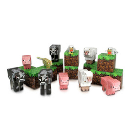 Minecraft Papercraft Other Figures