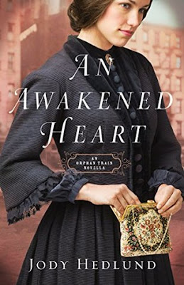 BOOK REVIEW: An Awakened Heart by Jody Hedlund