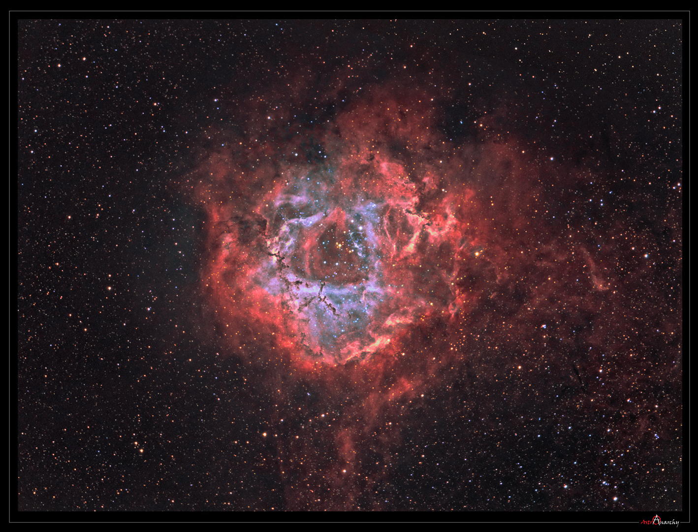 Cross Nebula in Galaxy - Pics about space