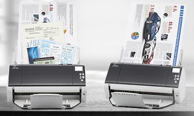 Download Fujitsu fi-7480/fi-7460 Driver Scanner