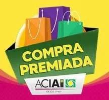 Cadastrar Promoção ACIAI Irati 2019 Compra Premiada