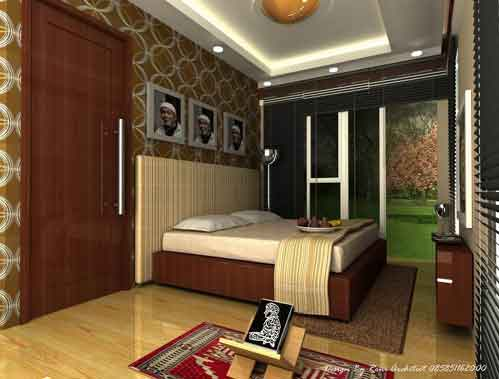 contoh desain interior kamar tidur utama minimalis | blog