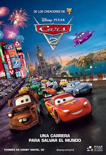 Cars 2 (2011) online