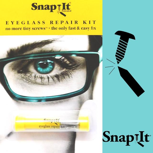 #ad SnapIt eyeglass repair kit