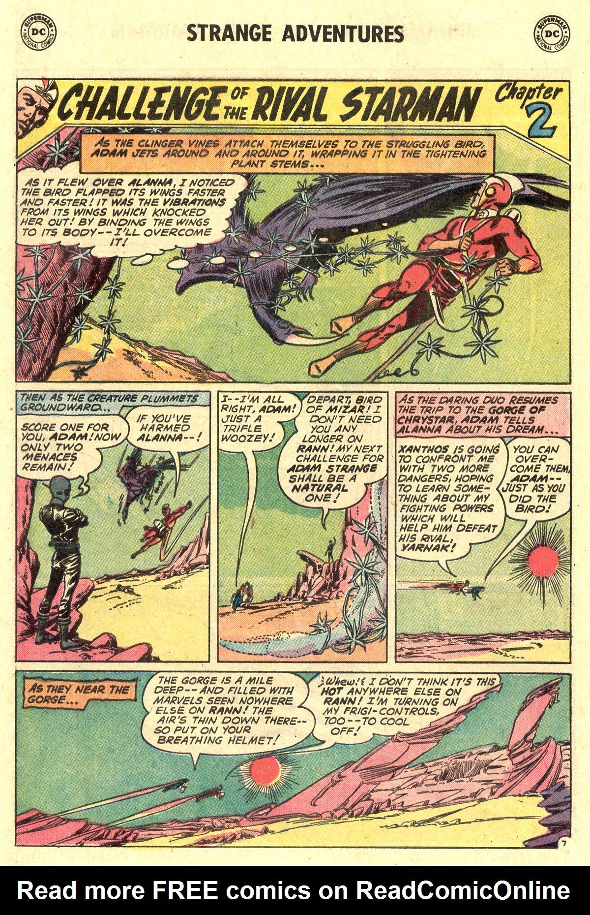 Strange Adventures (1950) issue 236 - Page 16