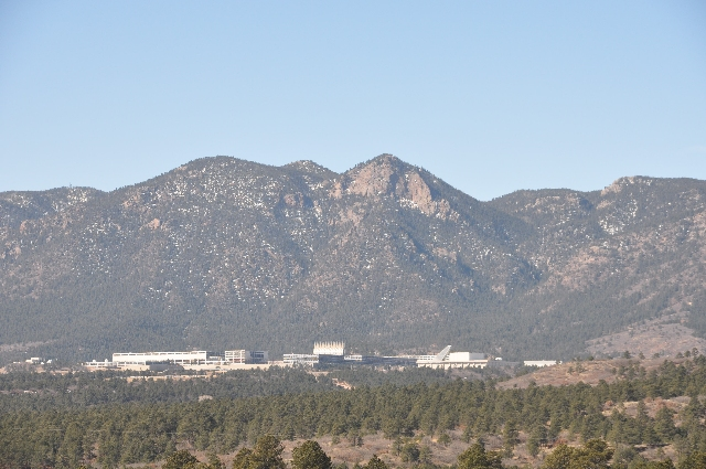 Colorado Springs Air Force Academy Pikes Peak coloradosprings.filminspector.com