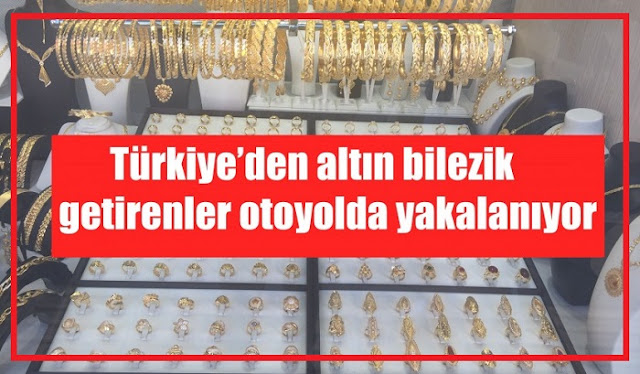 Türkiye'den Altın Getirenler Dikkatli Olmalı