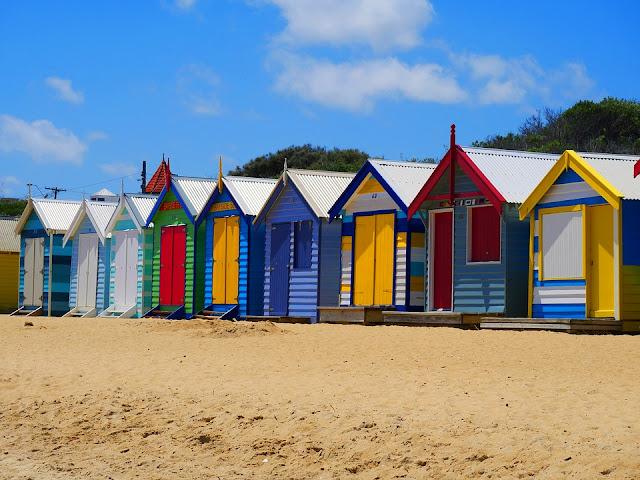Dendy Street Beach, Brighton, Melbourne, Australia