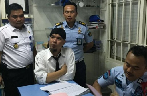 Susah Tidur, Ahmad Dhani Juga Sering Dikentuti Tahanan Lain