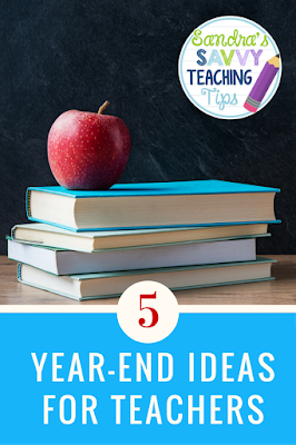 Teacher gifts for colleagues are great, but here's also some other ideas to help make a teacher's last few weeks go smoothly and help teachers feel good the last few weeks of the school year.