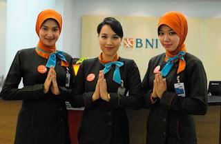 Lowongan Kerja 2018 D3/S1 di BANK BNI PT BANK NEGARA INDONESIA (Persero) Tbk