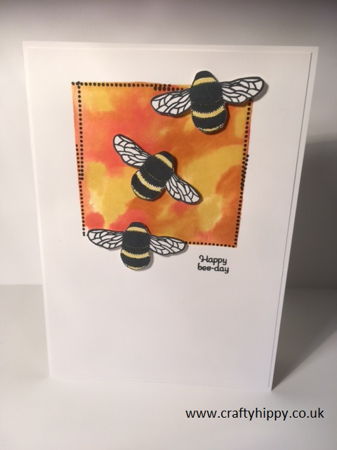 Dragonfly Dreams stamp set, Stampin' Up!