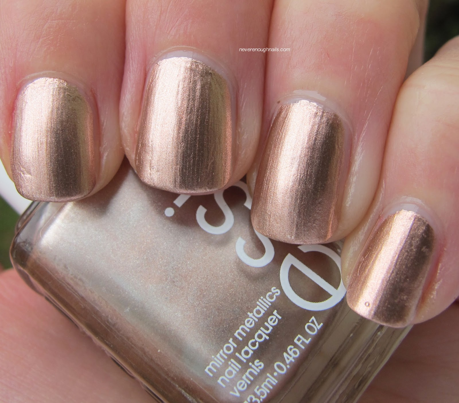 Never Enough Nails: Essie Penny Talk