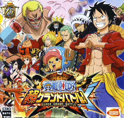 Descargar gratis One Piece: Super Grand Battle X full MEGA