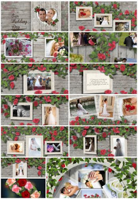 Rose Garden Styles and Template