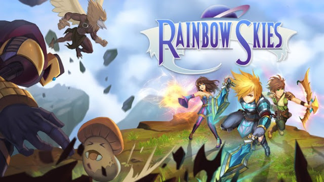 Rainbow Skies é um RPG tático competente e divertido