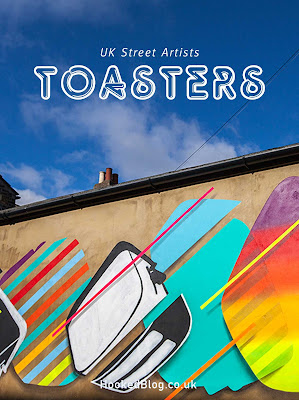 Street Art Collective Toasters - Pinterest 02