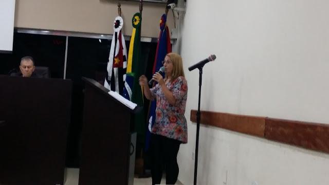 Coordenadora da APEOESP do Vale fala sobre problemas dos professores e calendário de mobilização