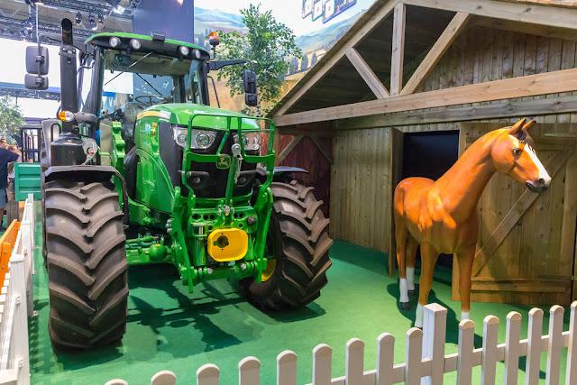 تكنولوجيا أفضل لعبة، جرارات جديدة - Farming Simulator 19