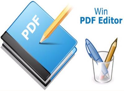 تحميل WinPDFEditor برنامج التعديل على ملفات البي دي اف PDF للكمبيوتر