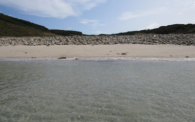 Playa de O Coído en Muxía