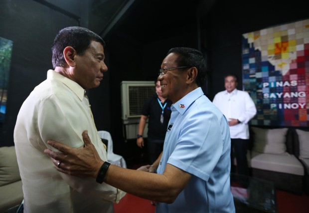 Binay over Duterte's DDS: 'That is  unchristian, unlawful and a violation of human rights'