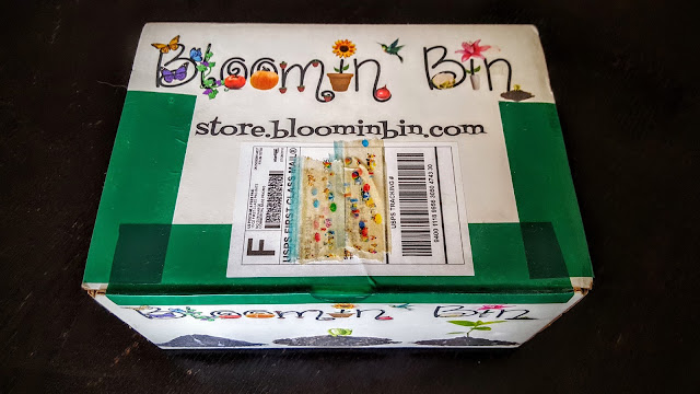 bloomin bin subscription box