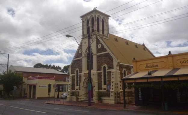 Goodwood - Greek Orthodox Church