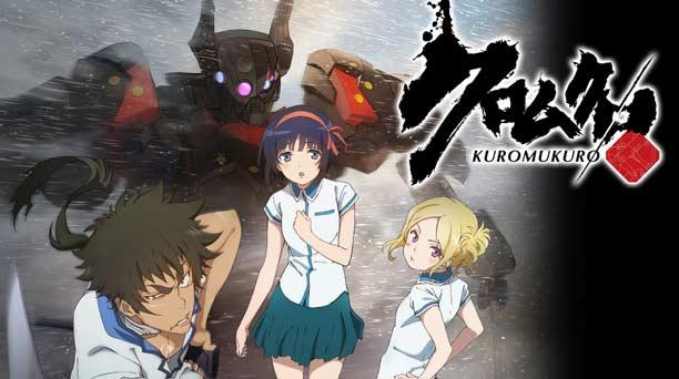 Anime P.A.Works Terbaik - Kuromukuro
