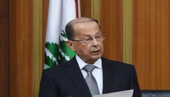 عون يكشف عن سعي دول عربية لإعادة علاقاتها مع دمشق.