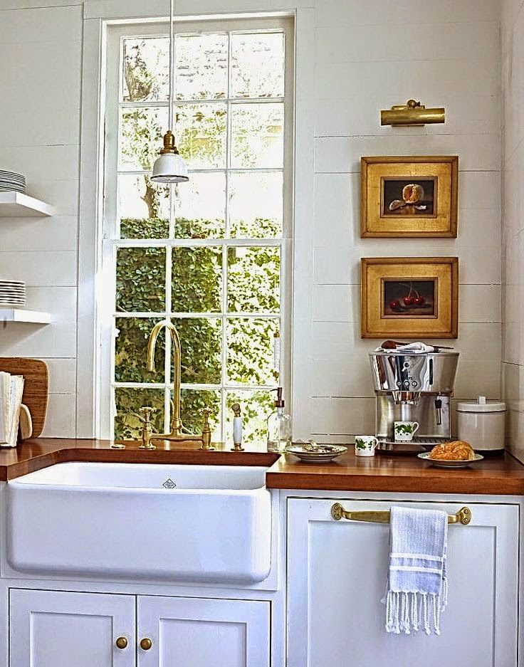 ~ How To Design An Unfitted Kitchen ~