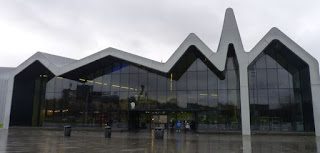 Riverside Museum de Glasgow.