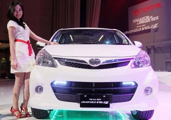 Grand New Veloz 1.3 Matic Toyota Yaris Trd Limited Harga All Avanza Bogor - Astra ...