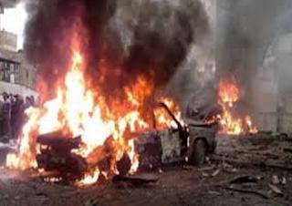 3 قتلى وجرحى في التفجير الإرهابي بالعاصمة العراقية
