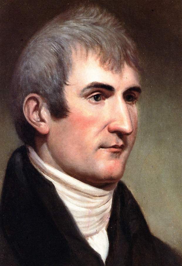 The swell explorer furnishes perhaps the earliest representative of what became a swell American Meriwether Lewis