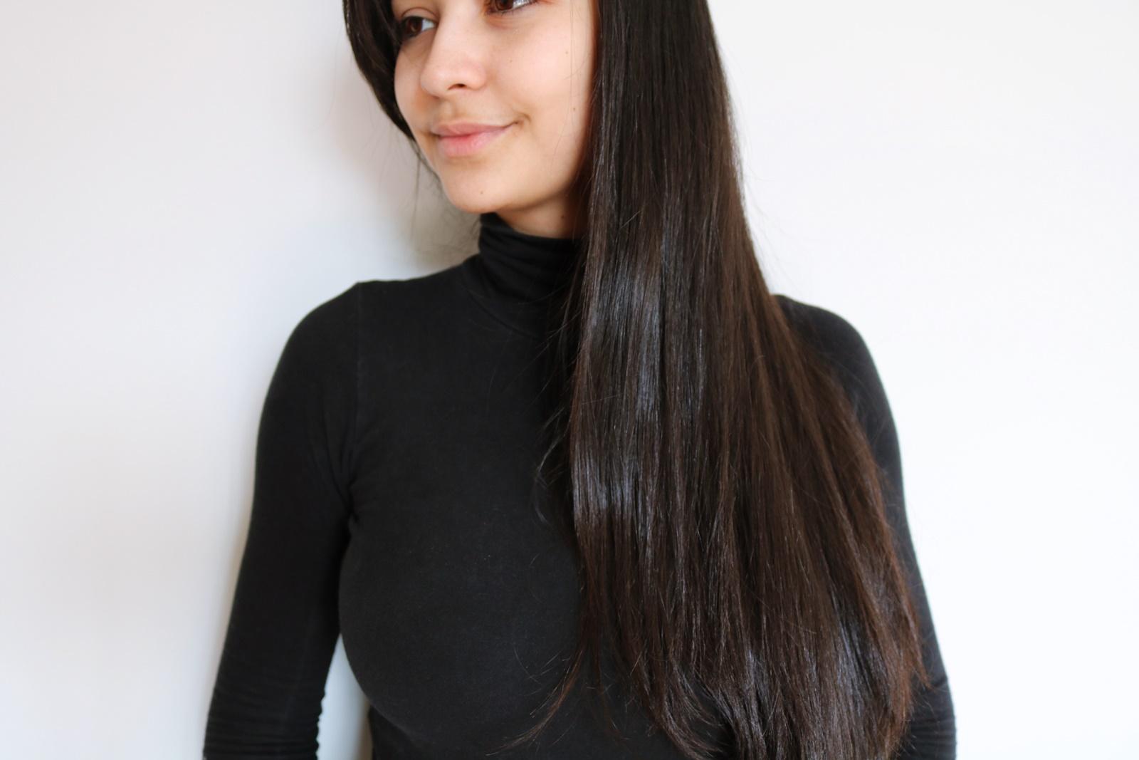 Resenha: TRESemmé Reconstrução e Força Shampoo Condicionador Resultado Nitielle Mendes Cabelos