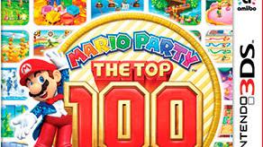 Mario Party: The Top 100 [3DS] [Español] [Mega] [Mediafire] [CIA]