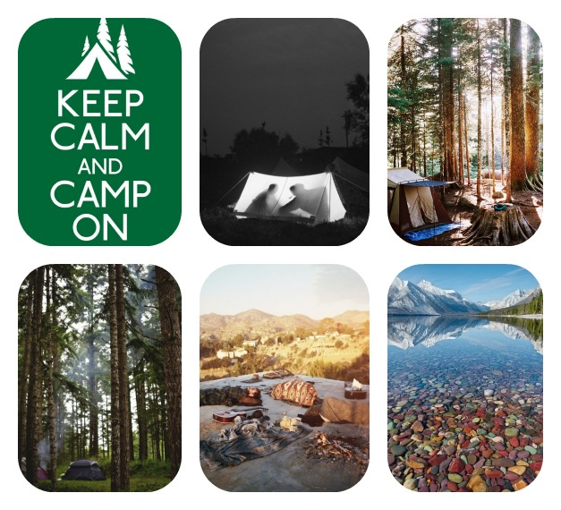 CAMPZ ... ¿Nos vamos de acampada?