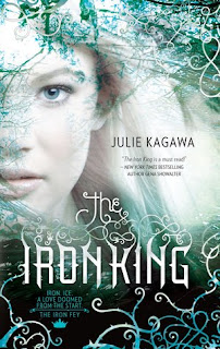 Book Review: The Iron King by Julie Kagawa
