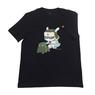 Camiseta Fastboot MITU