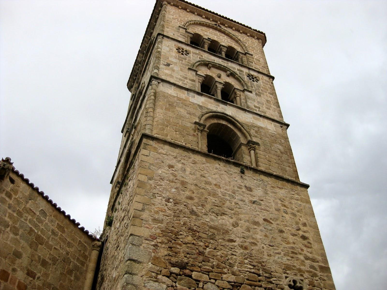 La Ruta de Isabel. Iglesia de Santa María la Mayor de Trujillo