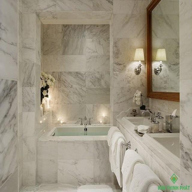 đá hoa cương ốp nhà tắm