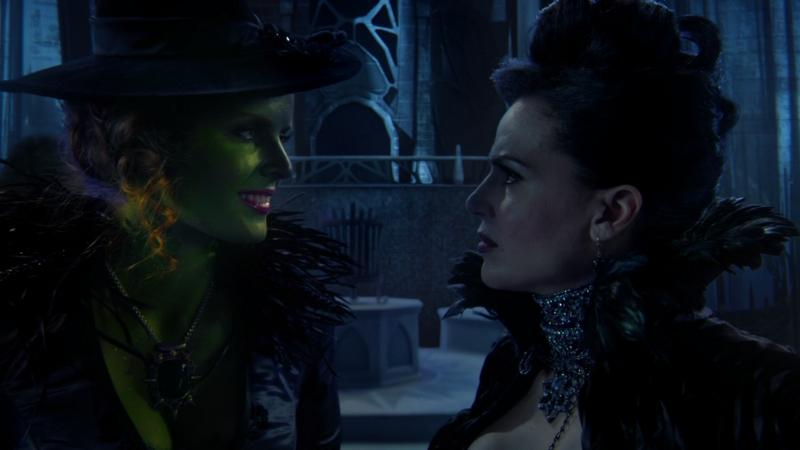 Once Upon a Time - Season 5 - Young Zelena & Regina Cast